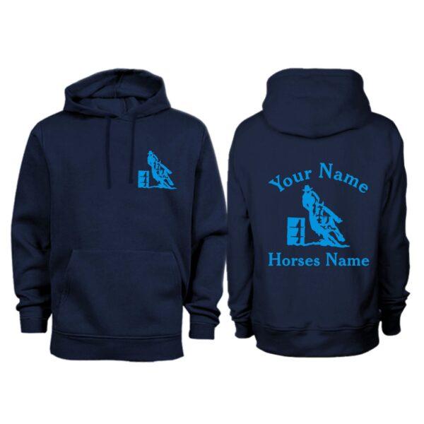 Adult Horse Hoodie