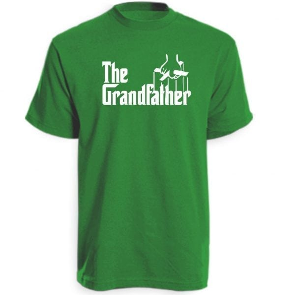 The Grandfather T-Shirt Green