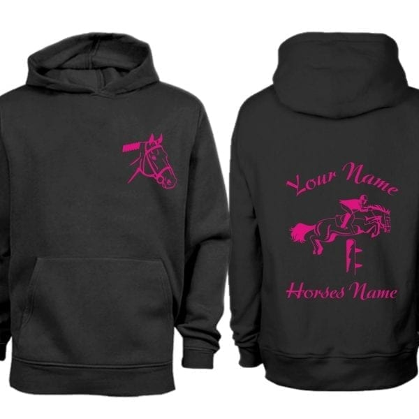 Show jumping Hoodie